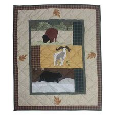 Rocky Mountain Crib Quilt