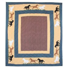 Wild Horse Trail Quilt Collection