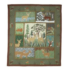 <strong>Patch Magic</strong> Whitetails Grove Quilt