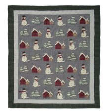Snowman Quilt Collection
