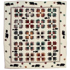Bear Trail Quilt Collection