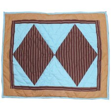<strong>Patch Magic</strong> Mule Trail Cotton Pillow Sham
