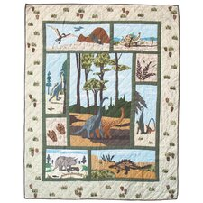 Dinosaur Quilt Collection