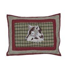 Call of The Wild Crib Cotton Toss Pillow
