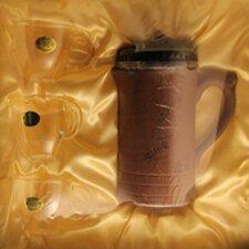 0.75-qt. Clay Teapot Block