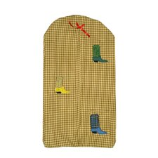 Boots Cotton Diaper Stacker