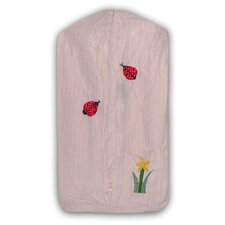 Ladybug Cotton Diaper Stacker