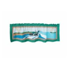 Loon Cotton Curtain Valance