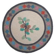 Acres of Acorns Kids Rug