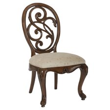 Jessica Mcclintock Splat Back Side Chair