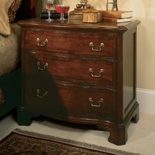 <strong>American Drew</strong> Bachelor 3 Drawer Nightstand