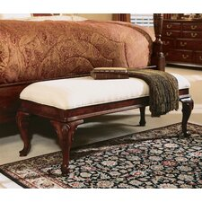 Cherry Grove Wooden Bedroom Bench