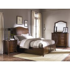 Cherry Grove New Generation Sleigh Bedroom Collection