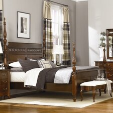 Grove New Generation Four Poster Bed