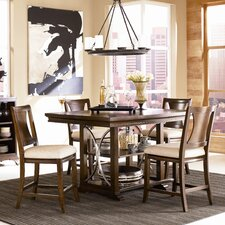 Essex 5 Piece Counter Height Dining Set