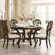 Jessica Mcclintock 5 Piece Dining Set