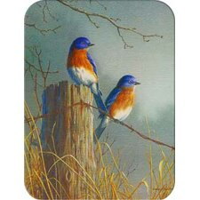 <strong>McGowan</strong> Tuftop Bluebirds Cutting Board