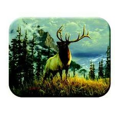 Tuftop Elk Cutting Board