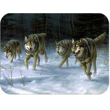 <strong>McGowan</strong> Tuftop Wolves Cutting Board