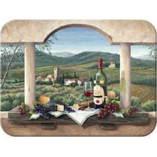 Tuftop Wine Country Cutting Board