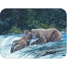 <strong>McGowan</strong> Tuftop Vanzyle-Grizzly Fishing Cutting Board