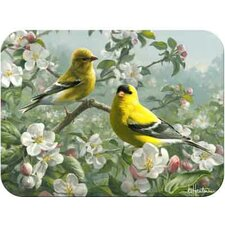 Tuftop Orchard Goldfinch Cutting Board