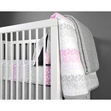 Pinwheel Crib Sheet