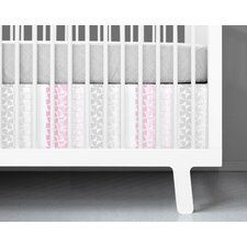 Pinwheel Crib Skirt