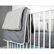 Twig 3 Piece Crib Bedding Set
