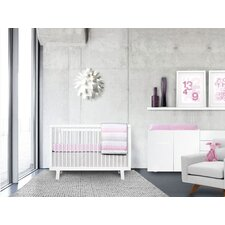 Logan 3 Piece Crib Bedding Collection