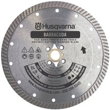 Barracuda Super Premium Turbo Style Diamond Blades