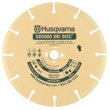SD5000 Super Premium Small Diameter Diamond Blades