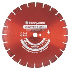 Vanguard II Red 450V-R Premium Walk Behind Saw Diamond Blades