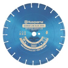 Banner Line Blue 300B Super Premium Walk Behind Saw Diamond Blades