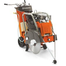 "24 HP 24"" Blade Diameter Walk Behind Concrete Saw"