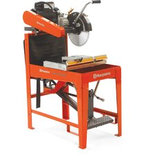 "Guardmatic 5 HP 230 V 20"" Blade Capacity Wet Masonry Saw"