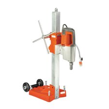 DS800 Diamond Core Drill Rig with Anchor Base and Roller Carr