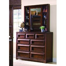 <strong>Lea Industries</strong> Elite Expressions 9 Drawer Dresser