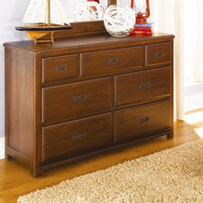 <strong>Lea Industries</strong> Dillon 7 Drawer Dresser