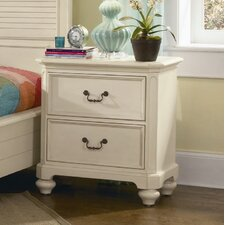 <strong>Lea Industries</strong> Retreat 2 Drawer Nightstand
