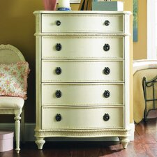 <strong>Lea Industries</strong> Emma's Treasures 5-Drawer Chest