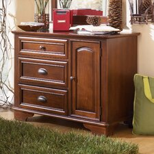 Deer Run 3-Drawer Single Dresser