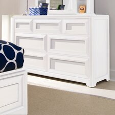 Elite Reflections 7-Drawer Kids Dresser