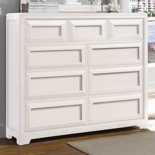 Elite Reflections 9-Drawer Kids Dresser