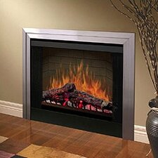 "<strong>Dimplex</strong> 45"" Glass Door for Built-In Electric Firebox"