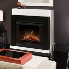 "<strong>Dimplex</strong> 33"" Convertible Contemporary Electric Fireplace"