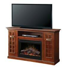 <strong>Dimplex</strong> Yardley Media Console Electric Log Fireplace