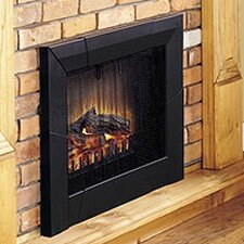 "Electraflame 23"" Deluxe Electric Fireplace with Expandable Trim"