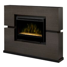 <strong>Dimplex</strong> Linwood Mantel Electric Ember Bed Fireplace
