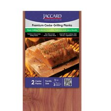 Premium Shrink Wrap Large Cedar Grilling Planks